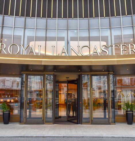 The Italian Job 50th Anniversary Celebrations at Royal Lancaster London