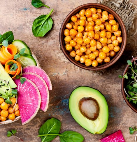 Why the world is going vegan