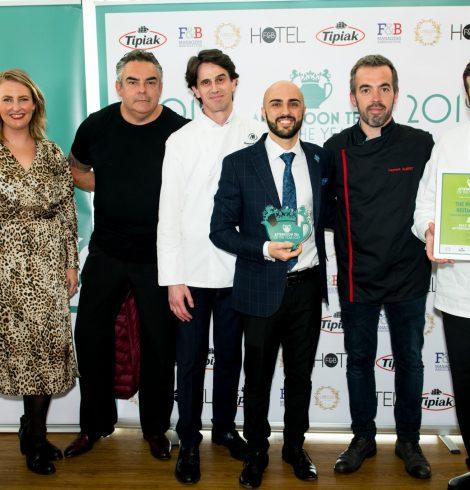 London Hilton on Park Lane Scoops Best Afternoon Tea Award