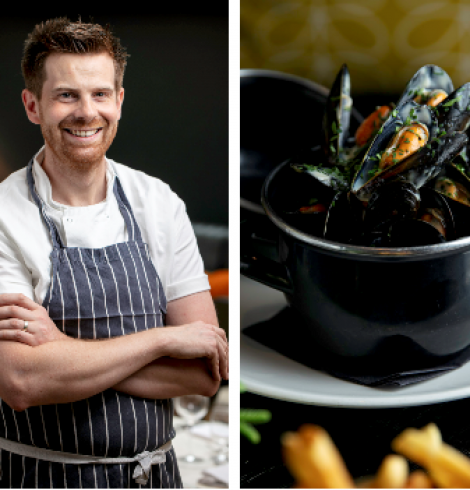 D&D London's Avenue announces Arnold Ivey as new Head Chef