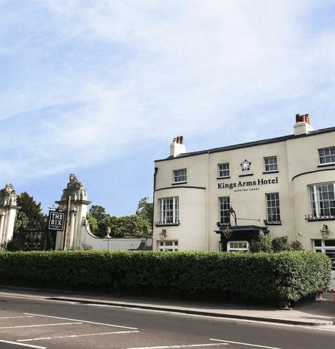 The Kings Arms Hotel and Six Restaurant Launches
