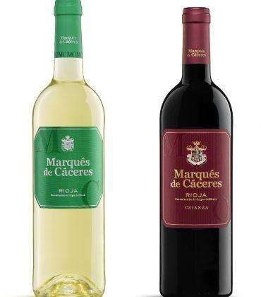 Marques de Caceres Premium Wines Stocked in Asda