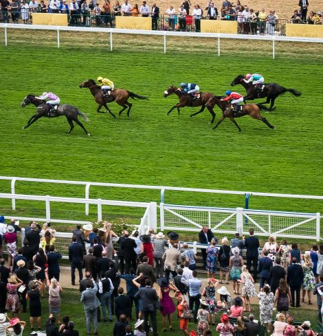 The Best Racecourses near London