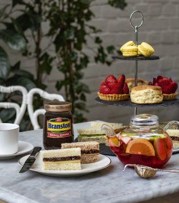 Branston Creates Pickle-Infused Tea for Afternoon Tea Week