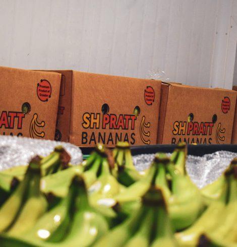 Keeping Britain's bananas moving – the secrets of SH Pratt's success