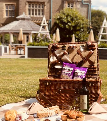 Country escape with a picnic break at De Vere Tortworth Court