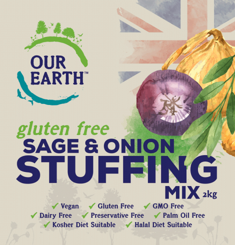 Sleaford Quality Foods to launch exciting new 'free from and vegan friendly' Foodservice range