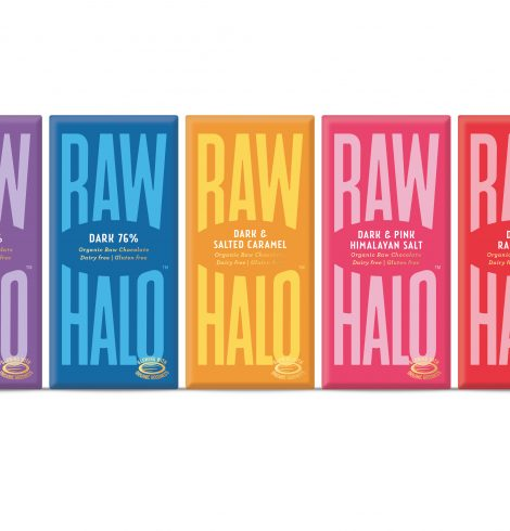 RAW HALO: FEEL-GOOD CHOCOLATE FOR YOUR MIND, BODY & SPIRIT
