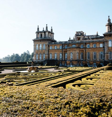 Blenheim Palace Joins Fight Against Food Waste