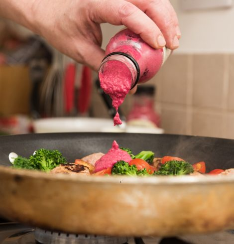 COLD-PRESSED SAUCE COMPANY LAUNCHES CROWDFUNDING CAMPAIGN