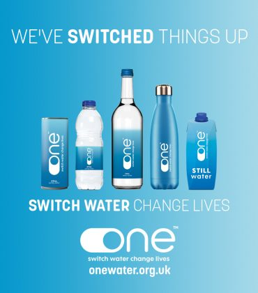 ONE WATER REFRESHES BRAND AND PREMIERES NEW PRODUCT LINE-UP