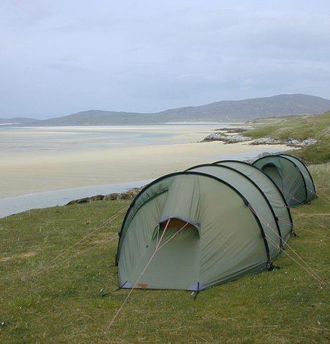 UK's Best Camping Spots
