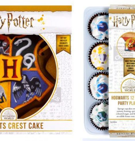 Finsbury Food Group Adds Harry Potter Inspired cakes to its Market Leading Range of Licensed Cakes