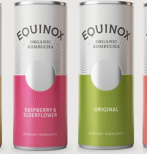 Equinox Organic Kombucha Launch the First Ever Espresso Kombucha