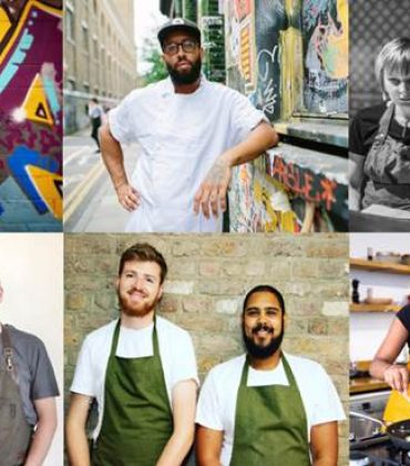 Adam Handling Launches Guest Chef Series at The Frog Hoxton