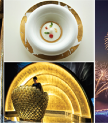 WELCOME THE NEW YEAR WITH AN UNFORGETTABLE EXPERIENCE AT DUBAI'S MOST ICONIC HOTELS