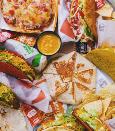TACO BELL IS OFF TO THE BEACON!