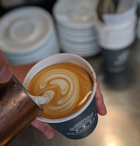 Beanberry Coffee Opens New Site in Holborn