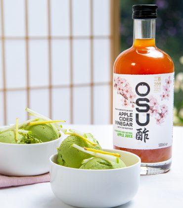 Introducing OSU – a New Premium Apple Cider Vinegar