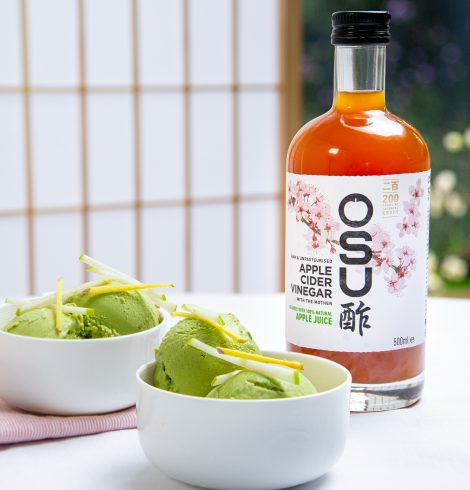 Introducing OSU – a New Premium Apple Cider Vinegar