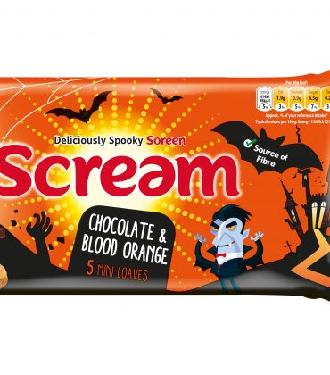 The Healthier Halloween Snack That's Going Down a Treat