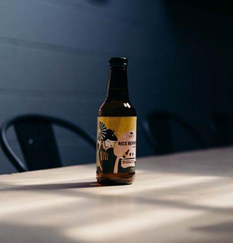 Sticks'n'Sushi Launches British-Brewed Sustainable Sake
