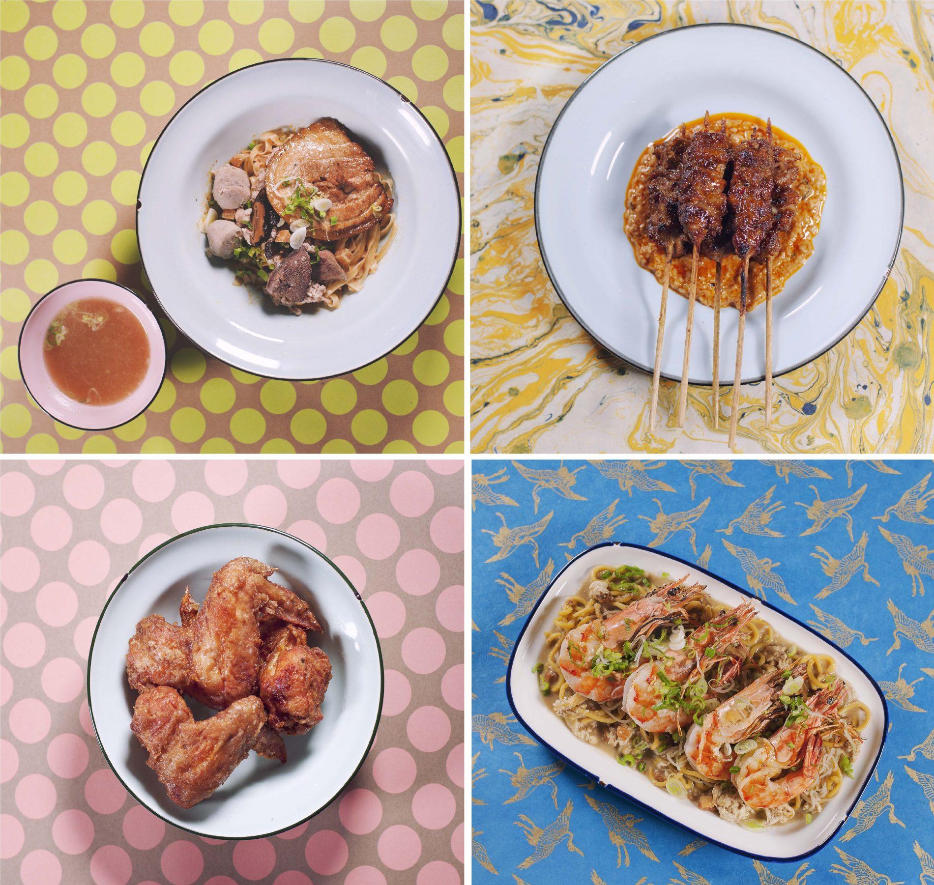 UK's First Singaporean Restaurant To Open in Soho in November