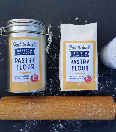 Oast to Host Launches New Gluten & Wheat Free Flour Range