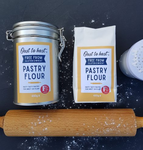 Oast to Host Launches New Gluten & Wheat Free Flour Range