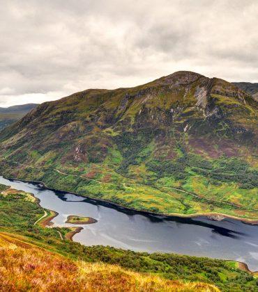 Spreading the Love of Scotland Through Stories