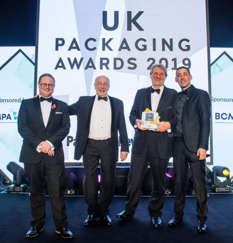 BCMPA Celebrates Industry Success at UK Packaging Awards