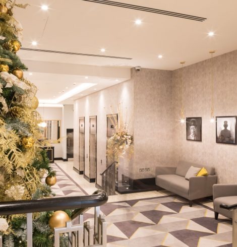 Christmas and New Year at The Cavendish London