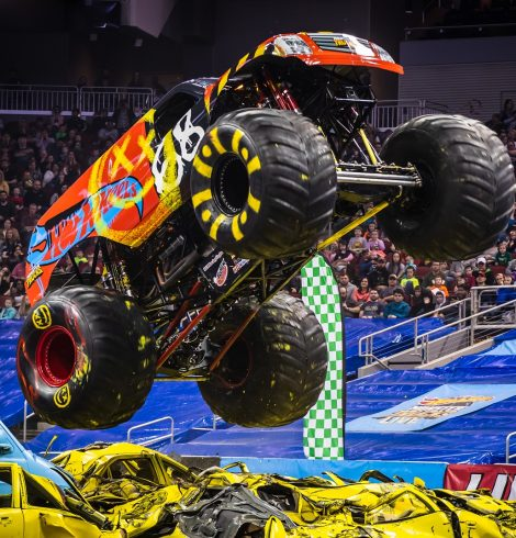 Hot Wheels Monster Truck Live Announces UK Tour