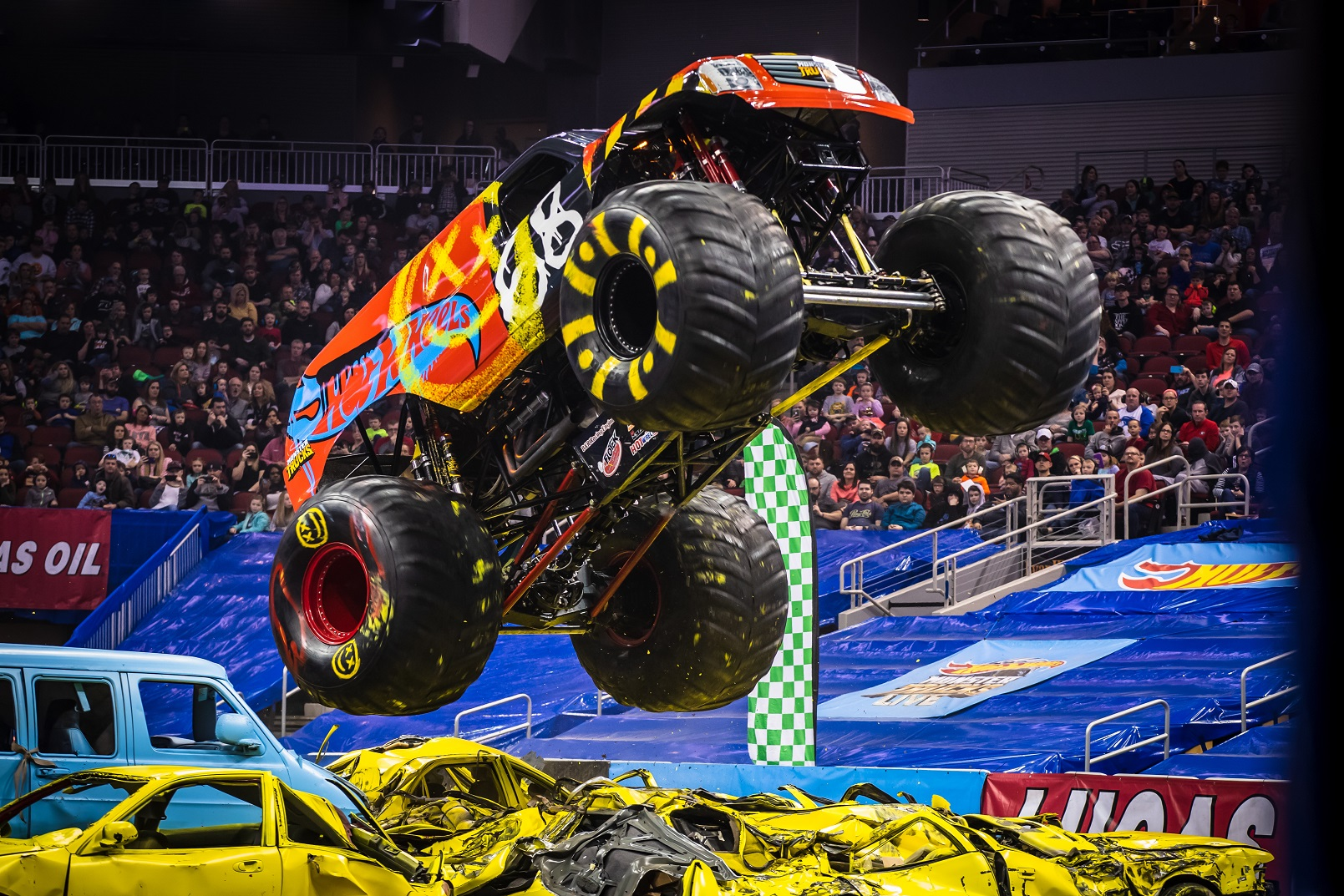 Hot Wheels Monster Truck Live Announces Uk Tour Feast Magazine