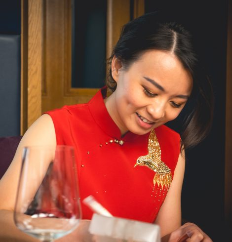 Janet Wang Wine Academy launches at Lu Ban Liverpool