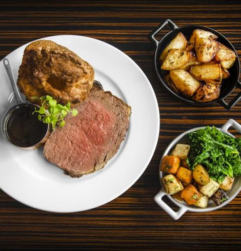 Mouth-Watering Sunday Lunch Menu Relaunches at Dakota Grill