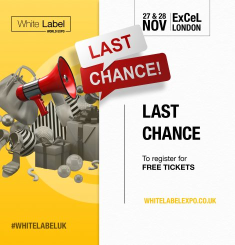 White Label World Expo UK Is Two Weeks Away