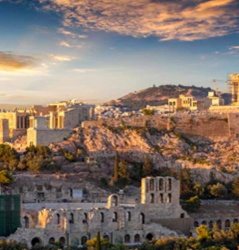 The Athenian Celebrates 5 Years by Offering One Lucky Winner a Trip to Athens