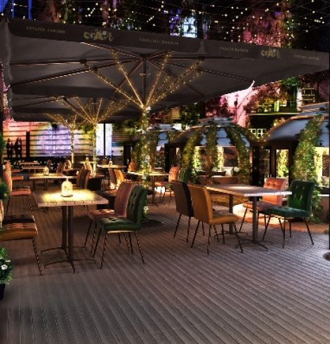 Craft Dining Rooms and Aktar Islam Launch New Site in Birmingham