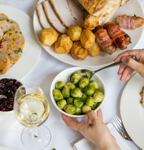 Celebrate Christmas Day or NYE at 108 Brasserie and Town House