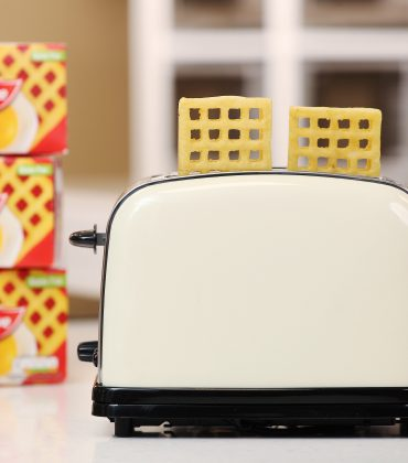 Birds Eye Ends Debate on Whether You Can Cook Potato Waffles in the Toaster