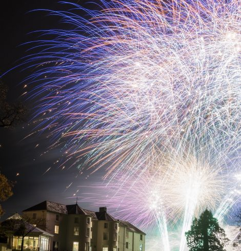 Luxury Cotswolds Hotel, Tewkesbury Park, to Host Extravagant Three-Day New Year's Celebration