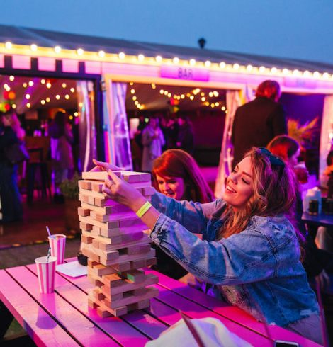 Roof East looks set to be the ultimate festive hangout this Christmas