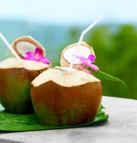 Different Uses of Coconut Water