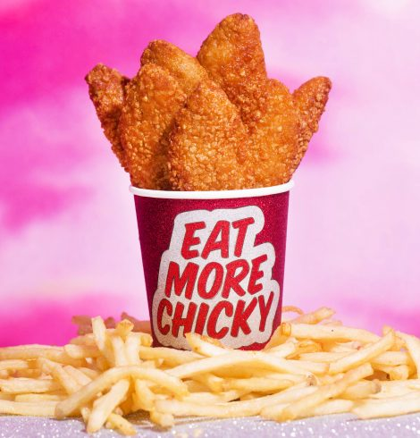 Vegan Brand byChloe Launches Famous Plant-Based Chicky in the UK