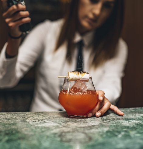 The K Bar Tells a Tale of 'Terroir' with the Launch of Its New Cocktail Menu