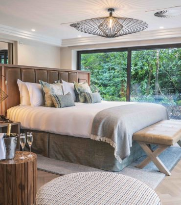 Storrs Hall Launches New Luxury Cabins Following £1m Investment