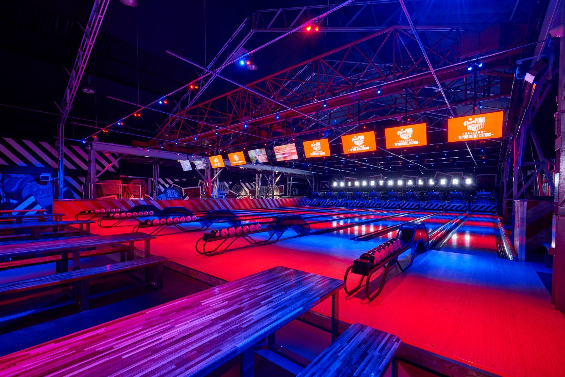 Retro and Social Gaming Bars Set up Home in Birmingham's Creative Quarter