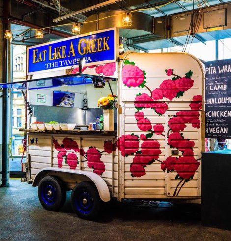 New Year, New Street Food at Trinity Kitchen
