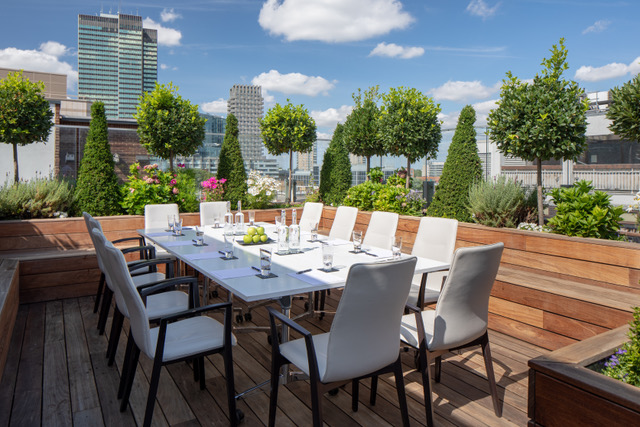 Rum Experience and Rooftop Packages at 30 Euston Square